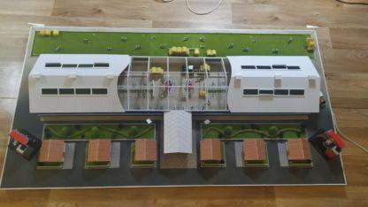 3D архитектурные макеты зданий и сооружений в Новосибирске